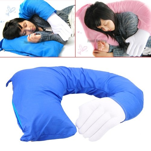 Bed Gift Funny Washable Boyfriend Arm Pillow Body Hug Cushion front-606525