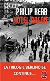 echange, troc Philip Kerr - Hôtel Adlon