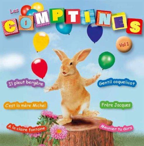 Les Comptines, Vol. 1