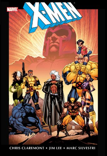X-Men by Chris Claremont and Jim Lee Omnibus - Volume 1 (Marvel Omnibus), Mr. Media Interviews