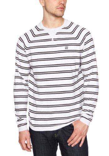 Billabong Our Own Men's Jumper White Heather Small