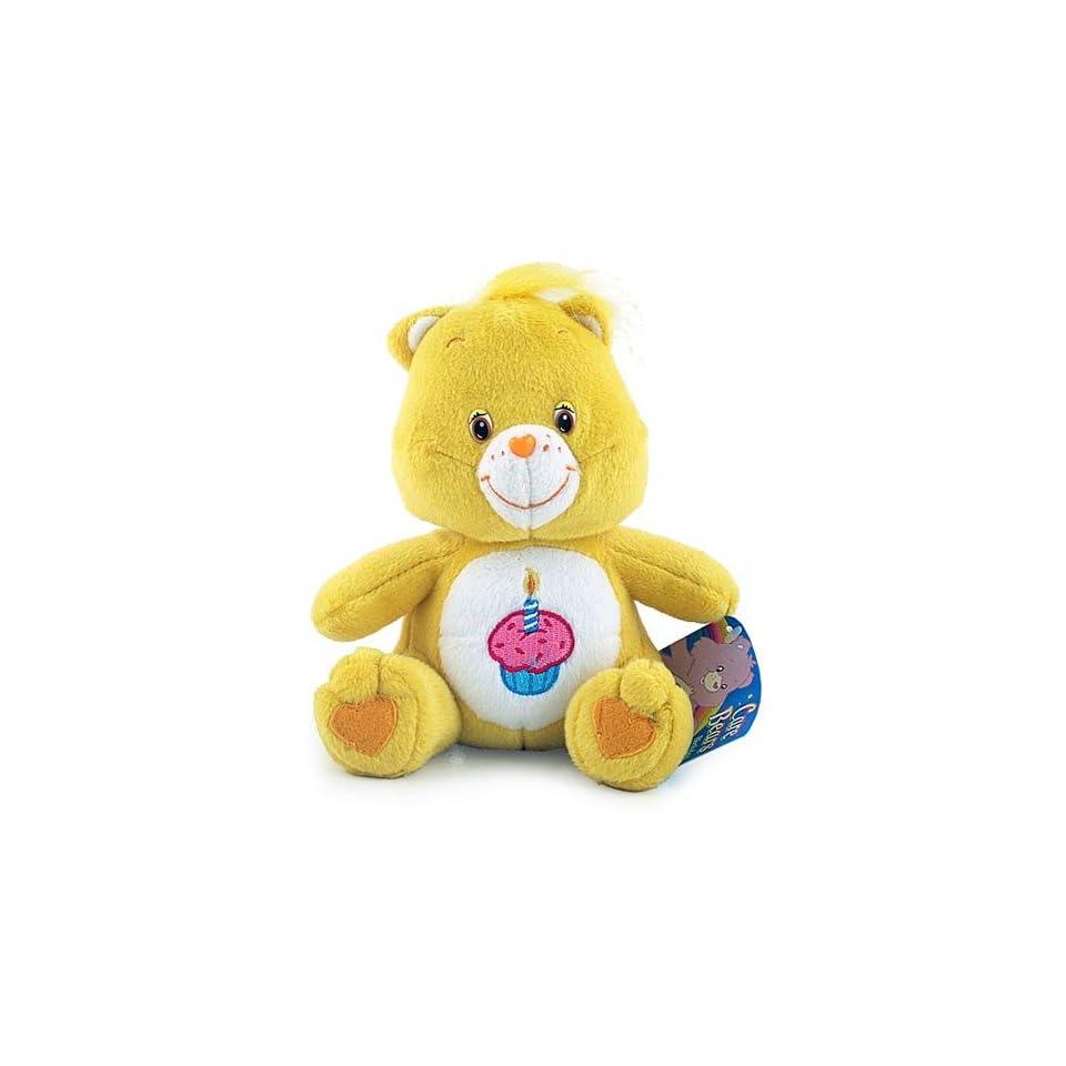 Care Bears Plush Doll [7 inches   Birthday Bear]