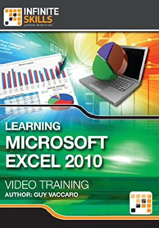 Learning Microsoft Excel 2010 - Training Course [Download]