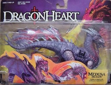 Dragon Heart Medusa Dragon - 1