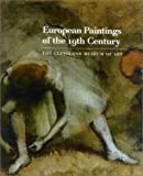 img - for European Paintings of the 19th Century (Catalogue of paintings) by Louise d'Argencourt (2003-09-10) book / textbook / text book