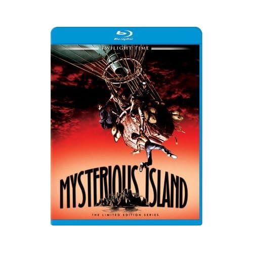 Amazon.com: Mysterious Island (1961) [Blu-ray]: Joan Greenwood