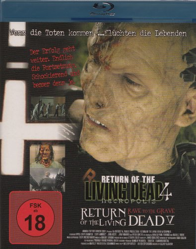 Return Of The Living Dead 4 & 5 - Blu-ray