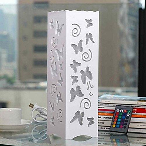 Lámpara de Sobremesa con Diseño Mariposas