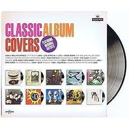 GB - Hoja de Estampillas de Souvenir de Cubiertas de Álbumes Clásicos 2010 - MS3019