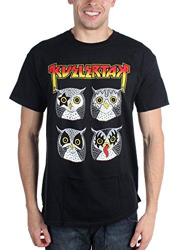 Kvelertak -  T-shirt - Uomo nero Small