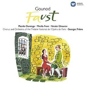 Faust (1986 Remastered Version), Act III: Il se fait tard, adieu! (Marguerite/Faust)
