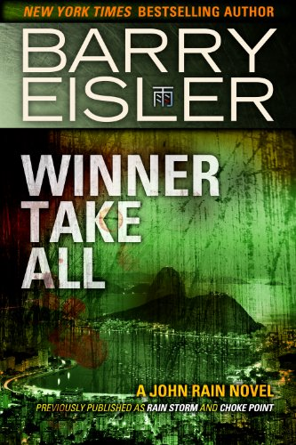 Barry Eisler - Winner Take All (John Rain Thrillers)