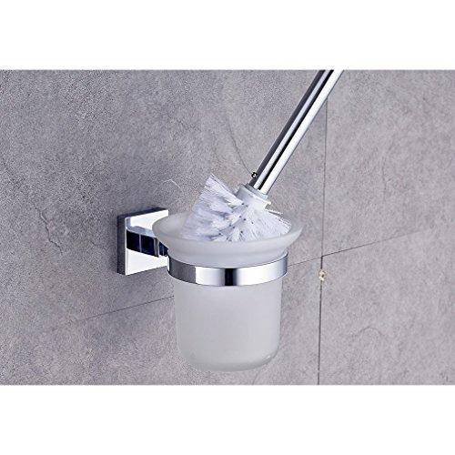 Auralum WC-Garnitur, Toilettenbürste