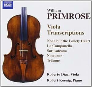 Viola Transcriptions