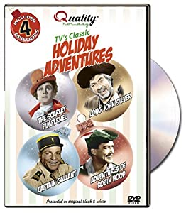 Tvs Classic Holiday Adventures from Direct Source Label