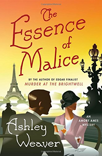 Book Cover: The Essence of Malice: A Mystery