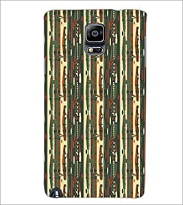 PrintDhaba Pattern D-5232 Back Case Cover for SAMSUNG GALAXY NOTE 3 (Multi-Coloured)