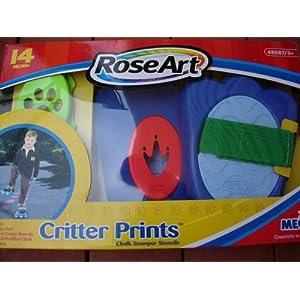 RoseArt Critter Prints