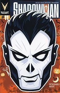 Shadowman #11 Halloween Mask Variant Comic Book 2013 - Valiant by Valiant