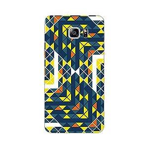 Garmor Designer Plastic Back Cover For Samsung Galaxy Note 5