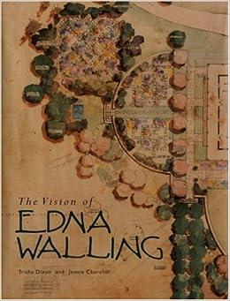 The vision of edna walling garden plans 1920 1951 trisha for Garden design 1920 s