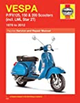 Vespa P/PX125, 150 & 200 Scooters (In...