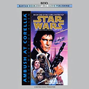 Star Wars: The Corellian Trilogy: Ambush at Corellia | [Roger Macbride Allen]