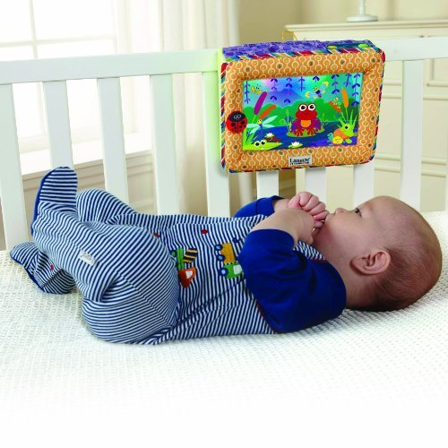 Lamaze Crib Soother, Pond Color: Pond Toy, Kids, Play, Children front-736345