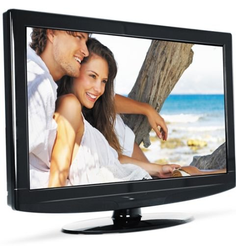 Image of AOC L22W981 22-inch Widescreen HD Ready LCD TV with Freeview