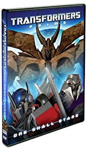 Transformers: Prime - One Shall Stand
