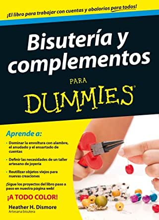 Bisutería y complementos para Dummies (Spanish Edition) - Kindle
