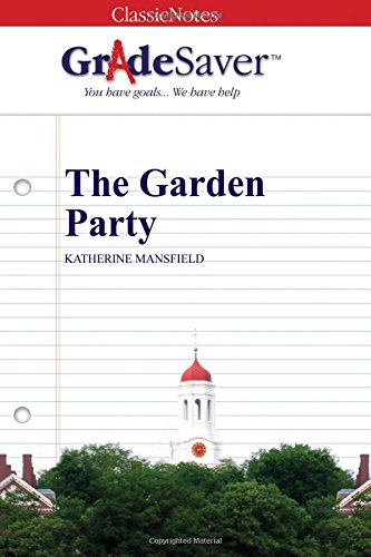 the garden party essay questions gradesaver the garden party