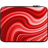 Snoogg Flow Design 2369 10 To 10.6 Inch Laptop Netbook Notebook Slipcase Sleeve