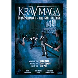 Krav Maga: Close Combat - Pro Self Defense - 140 Self Defense Techniques