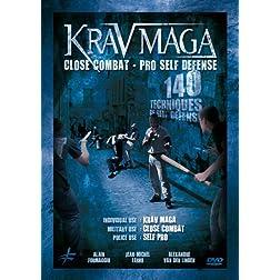 Krav Maga: Close Combat - Pro Self Defense - 140 Self Defense Techniques