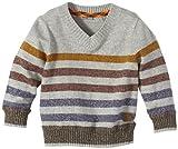 MEXX Baby - Jungen Pulli K1IDS007, Gr. 74 (S), Grau (034)