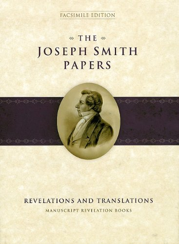 Image for The Joseph Smith Papers: Revelations and Translations: Manuscript Revelation Books