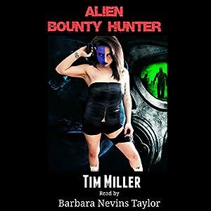 Alien Bounty Hunter Audiobook