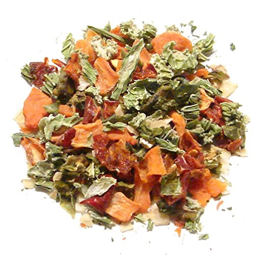 Vegetable Soup Mix by Its Delish (2 lbs) (Dehydrated Vegetable Mix compare prices)