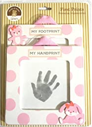 Baby\'s First Prints Kit (Handprint and Footprint)