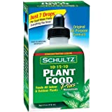 Schultz All Purpose Plant Food Plus 10-15-10, 4 fl oz. 1011