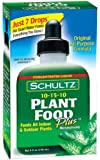 Schultz All Purpose 10-15-10 Plant Food Plus, 4-Ounce