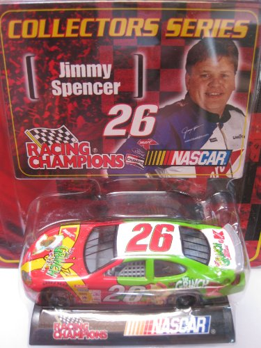 "2001 Racing Champions Collectors Series #26 Jimmy Spencer - 1:64 scale Die-cast Replica - ""The GRINCH Stole Christmas"" - 1"