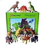 Dinosaur toy plastic figures set of 1...