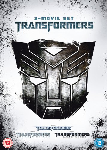 Transformers 1-3 Box Set [DVD]