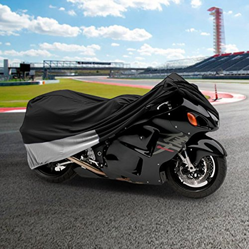 NEH® Motorcycle Bike Cover Travel Dust Storage Cover For Honda CBR 900RR CBR900RR (Cbr 900rr Tire compare prices)