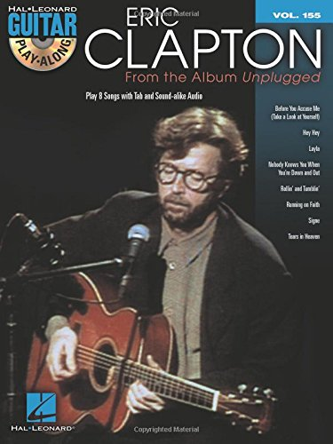 Guitar Play-Along: Eric Clapton from the Album Unplugged