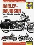 Haynes M2478 Service Manual 1999-2003 Harley Davidson Twin Cam 88 M2478