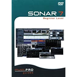 Sonar 7 Beginner Level