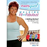 SHAPELY GIRL: WALKING FIT and FABULOUS! ~ Debra Mazda